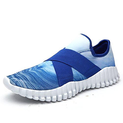 Aleader  Performance, Chaussures de running pour homme Bleu