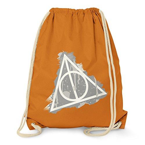 NERDO - Harry\'s Sign Splash - Turnbeutel, orange