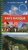 Le Guide Rando Pays Basque par Record Casenave