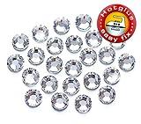 100 Stück Swarovski® Kristalle 2038 Hotfix