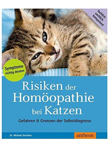 Risiken der Homöopathie bei Katzen - Gefahren & Grenzen der Selbstdiagnose