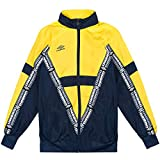 Umbro Men Track Jacket Tangant, Größe:XL, Farbe:Blue Nights/Lemon