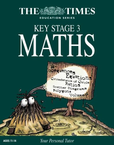 The Times Education Series Maths Key Stage 3 Test