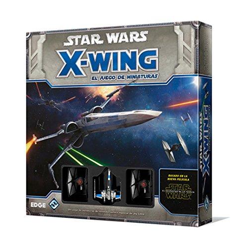 Fantasy Flight Games Star Wars X-Wing. El Despertar