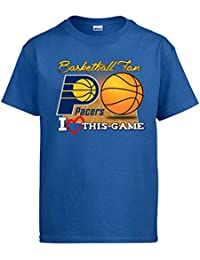 Camiseta NBA Indiana Pacers Baloncesto Basketball fan I Love This Game