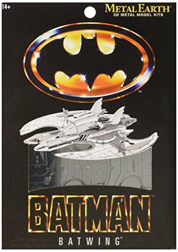 Metal Earth - 5061373 - Maquette 3D - Batman - 1989 Batwing - 2 pièces