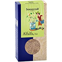 Sonnetor Semillas alfalfa para germinar 120 g