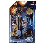 Pirates of the Caribbean Fluch der Karibik 4 - Captain Barbossa Actionfigur, 16cm