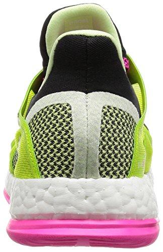 promo code 909ff 39e15 ... adidas Pure Boost X Tr W, Chaussures de Foot Femme, Multicolore Noir   rose ...