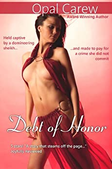 Debt of Honor by [Carew, Opal]