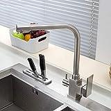 YAWEDA 304 No Pb colpetto della cucina Rubinetti doppia funzione a tre vie cucina a bere acqua del rubinetto filtrata Per 3 Way Mixer Torneira