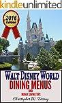 Walt Disney World Dining Menus and Mo...