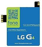 G4 SlimPWRpatch - Récepteur sans fil Qi Ultra Fin compatible NFC patch autocollant...