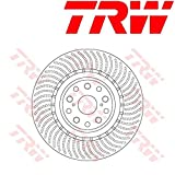 TRW DF6489S Disco freno