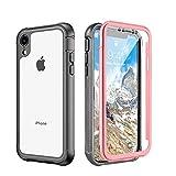 Newseego Compatible avec la Coque iPhone XR, Étui de Protection Robuste avec...