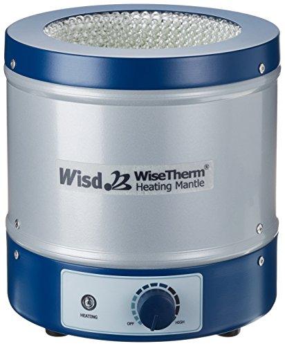 Witeg Heizmantel WHM für Becher 2000ml Becher, bis 450°C mit Regler 230V