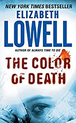 The Color of Death by Elizabeth Lowell (2005-05-24)