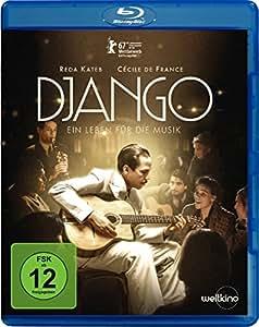 Django - Ein Leben für die Musik [Blu-ray]