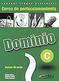 Dominio - Curso De Perfeccionamiento: Libro Del Alumno + CD - New Edition in Colour!