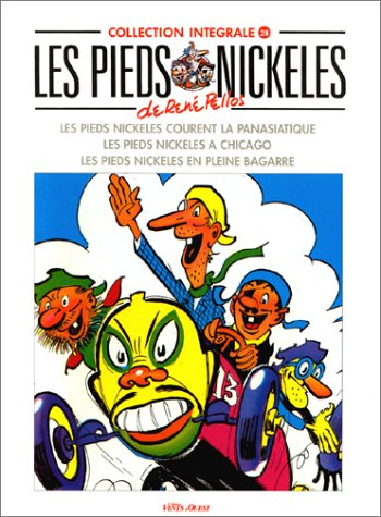 Les Pieds Nickelés, tome 28 : L'Int...