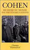 Telecharger Livres Richesse du monde pauvrete des nations (PDF,EPUB,MOBI) gratuits en Francaise