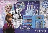 Frozen Eiskönigin Malkoffer Set 68 Teile