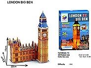 Deal Noon France Notre-Dame de Paris Souvenir Gift 3D Puzzle 39pcs for Kid - World Famous Landmark Architectur