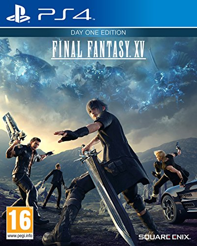 Final Fantasy XV: Day One Edition - PlayStation 4...