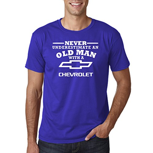 chevrolet-never-underestimate-an-old-man-with-a-chevrolet-mens-t-shirts-white-cobalt-l-to-fit-chest-