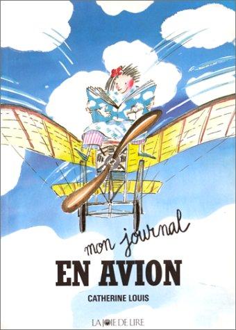 En avion : mon journal