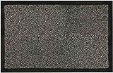 Tappeto / Zerbino Asciugapasso interno esterno con bordo anti-inciampo (90X150 GRIGIO) Abitazioni, Alberghi, Negozi, Mostre, Esposizioni, Locali Pubblici.