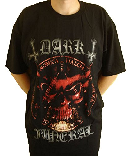 Maglietta Dark Funeral Black XL
