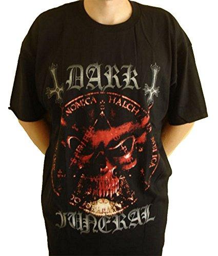 Maglietta Dark Funeral Black XL