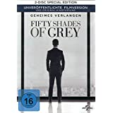 Fifty shades of grey - 2 Disc Version