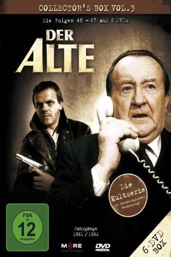 Der Alte - Collector's Box Vol. 3, Folge 48-65 (6 DVDs)