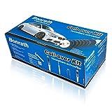 Bonrath GF150339 Gewindefahrwerke Civic FK2/FK3/FN1/FN2/FN3 1.8/2.0/1.6D/2.2D 2006-2012 30-60mm/30-60mm, Aluminium