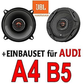 Audi A4 B5 Jbl Gx502 2 Wege 13cm Koax Lautsprecher Einbauset
