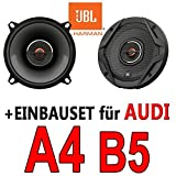 Audi A4 B5 - JBL GX502 | 2-Wege | 13cm Koax Lautsprecher - Einbauset