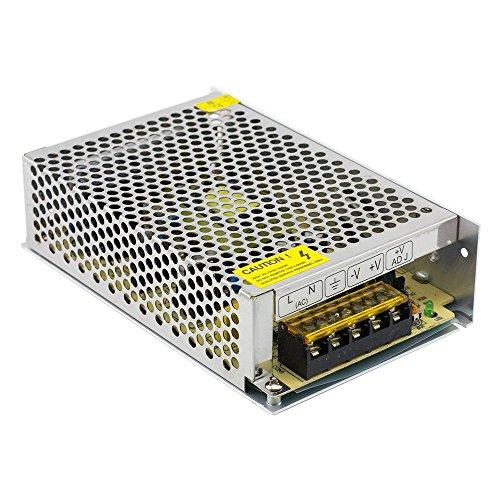 Single Ac Power Supply Switch (Netzteiladapter, DUMVOIN Reguliert Schaltnetzteil AC 110-220V To DC 5V 10A Switch Power Supply Adapter 50W 5V DC Transformator Regulator Driver für Flexible LED Strip Light)