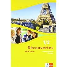 Découvertes / 99 grammatische Übungen: Série jaune (ab Klasse 6)