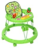 Mothertouch Chikoo Round Walker Dx (Gree...