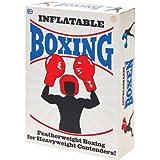 El boxeo peso pluma inflable Boxeo Juego de peso pesado