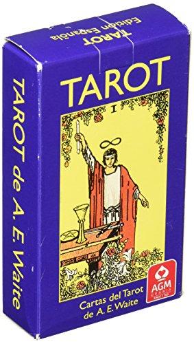 Tarot Rider-Baraja (Tabla de Esmeralda)