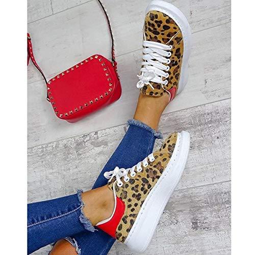 Fashion Thirsty Baskets Larges - imprimé léopard - Femme