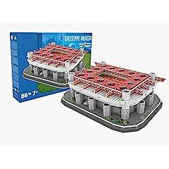 Idea Regalo - Giochi Preziosi 70021271 - Puzzle 3D Stadio San Siro Milano