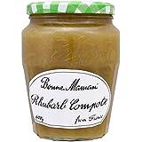 Bonne Maman Ruibarbo Compota De 600g (Paquete de 6)