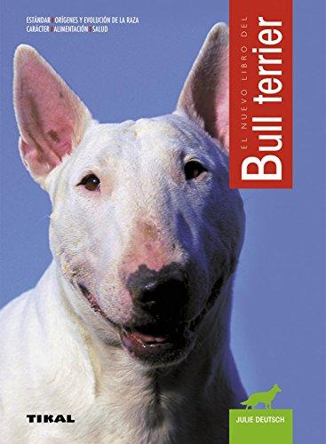 Bull terrier por Julie Deutsch