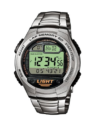 Casio Collection Unisex Adults Watch W-734D-1AVEF