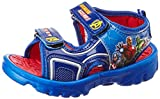 #3: Avengers Boy's Sandals and Floaters