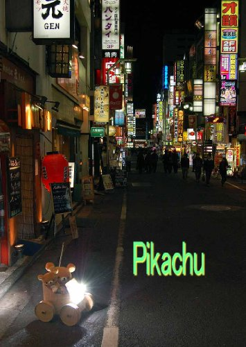 Pikachu (English Edition)